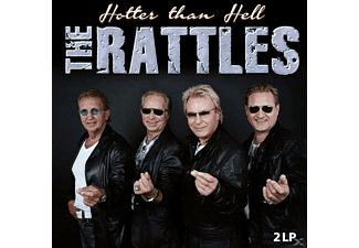 The Rattles - Hotter Than Hell [Vinyl]