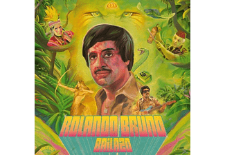 Rolando Bruno - Bailazo - (LP + Bonus-CD)