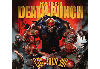 Five Finger Death Punch - Got Your Six (Ltd.Deluxe Edition) [CD]