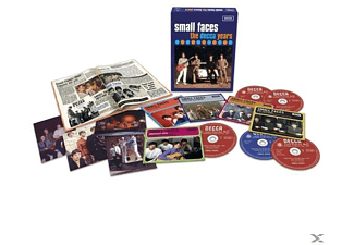 Small Faces - The Decca Years 1965-1967 (Limited 5-Cd-Box) [CD]