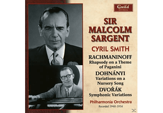 Sargent/Smith/Philharmonia Orchestra - Sir Malcolm Sargent dirigiert - (CD)