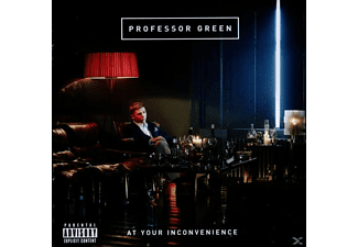 Professor Green - At Your Inconvenience - (CD EXTRA/Enhanced)