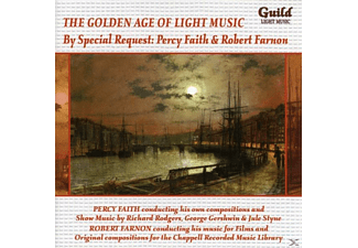 Farnon, Reidy, Faith, Queens Hall Light Orchestra+ - By Special Request: Pery Faith & Robert Farnon - (CD)