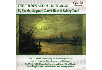 Rose,David/Torch,Sidney - By Special Request: David Rose and Sidney Torch - (CD)