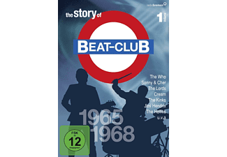 The Story of Beatclub 1965-1968 - (DVD)