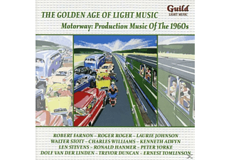 VARIOUS - Motorway: Production Music of the 1960s - (CD)