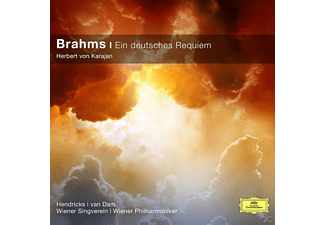 Wiener Singverein, Wiener Philharmoniker, Jon Hendricks, Van Dam Jose - Brahms: Ein Deutsches Requiem (Classical Choice) - (CD)