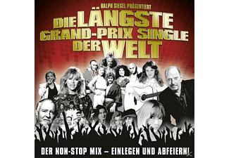 Various - Die Längste Grand Prix Single Der Welt [CD]