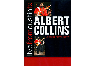 Albert Collins - Live from Austin TX (DVD)