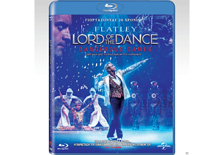 LORD OF THE DANCE: DANGEROUS GAMES BD Blu-ray