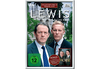 Lewis - Der Oxford Krimi - Collector's Box 2 - Staffel 4-6 - (DVD)