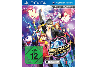 Persona 4: Dancing All Night - PlayStation Vita