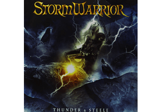 Stormwarrior - Thunder & Steele (Ltd. Gatefold) - (Vinyl)