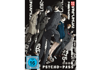 Psycho-Pass - Vol. 4 [DVD]