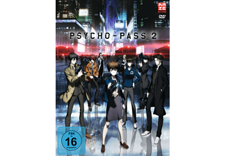 Psycho Pass - 2. Staffel Vol. 1 - (DVD)