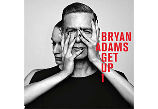 Bryan Adams - Get Up | CD