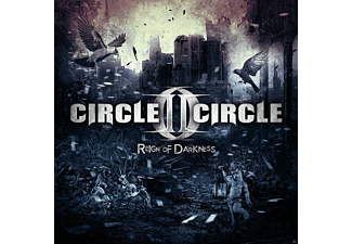 Circle Ii Circle -  Reign of Darkness [CD]