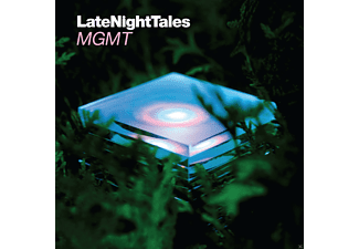 VARIOUS - Late Night Tales - Mgmt - (CD)