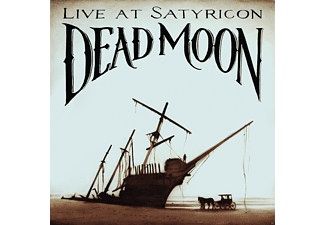 Dead Moon - Live At Satyricon - (CD)