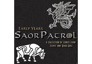 Saor Patrol - Early Years [CD]