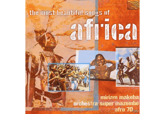 VARIOUS - Most Beautiful Songs Of Africa [CD]