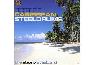 Ebony Steelband - Best Of Caribbean Steeldrums [CD]