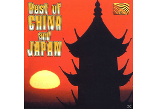 VARIOUS - Best Of China And Japan [CD]