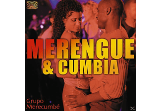 Grupo Merecumbé - Merengue & Cumbia [CD]