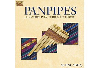 Aconcagua - Panpipes From Bolivia, Peru &Ecuador [CD]