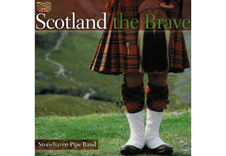 Stonehaven Pipe B - Spirit Of Scotland [CD]