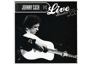Johnny Cash - Live From Austin Tx - (CD + DVD Video)