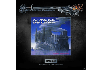 Outside - Magic Sacrifice [CD]