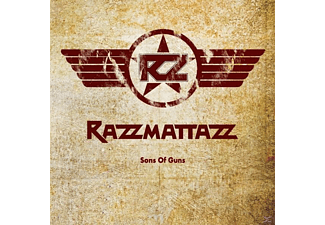 Razzmattazz - Sons Of Guns - (CD)