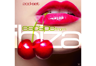 VARIOUS - Escape From Ibiza - (CD)