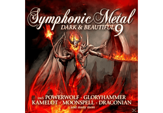 VARIOUS - Symphonic Metal 9-Dark & Beautiful - (CD)