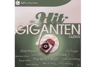 VARIOUS - Die Hit Giganten-Oldies - (CD)