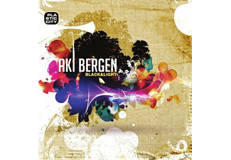 Aki Bergen - Black & Light - (CD)