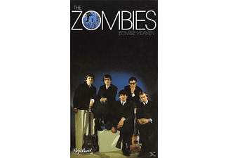 The Zombies - Zombie Heaven - (CD)