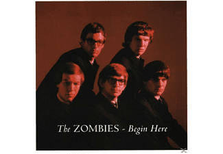 The Zombies - Begin Here Plus - (CD)