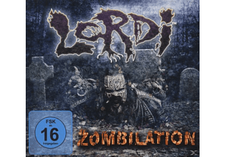Lordi - Zombilation - The Greatest Cut - (DVD)