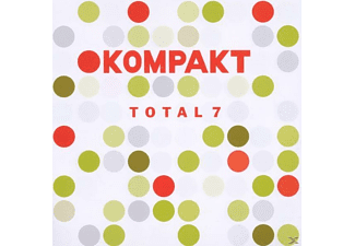 VARIOUS - Total 7 - (CD)