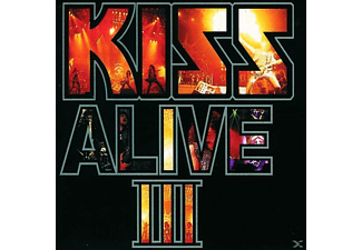 Kiss - Alive Iii (Ltd.Back To Black Vinyl) [Vinyl]