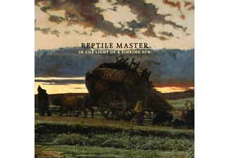 Reptile Master - In The Light Of A Sinking Sun - (CD)