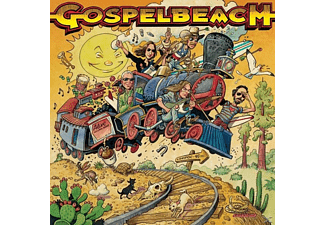 Gospelbeach - Pacific Surf Line - (CD)
