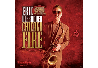 Eric Alexander - Chicago Fire - (Vinyl)