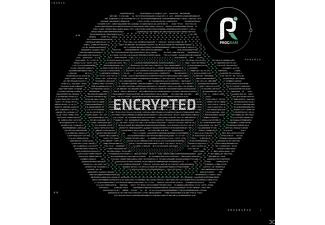 VARIOUS - Program Encrypted Drum & Bass (2x12''/+Cd) - (Vinyl)