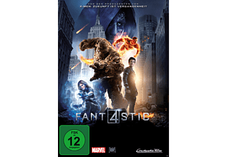 Fantastic Four (2015) - (DVD)