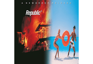New Order - Republic [Vinyl]