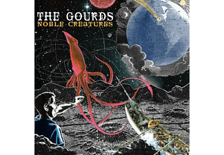 The Gourds - Noble Creatures [CD]