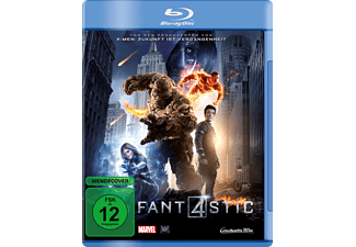 Fantastic Four (2015) [Blu-ray]